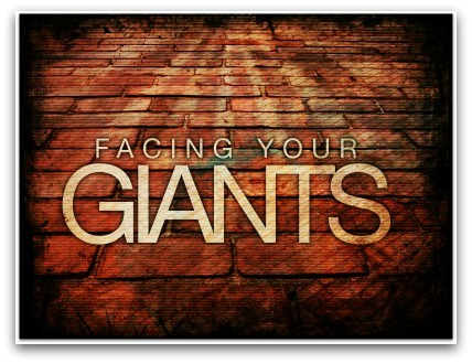 The Spirit of Caleb; Facing Your Giants