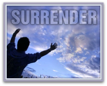 Daily Surrender – the Choice is Yours