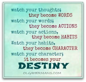 ITBECOMESYOURDESTINY shadow 300x288 Your Words Will Direct Your Life