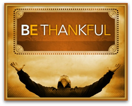 For Believers Every Day Is Thanksgiving Day